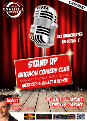 STAND UP 2016