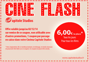 CINE FLASH