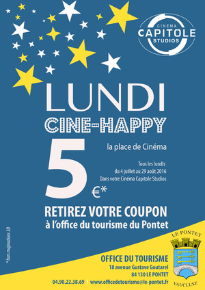 LUNDI CINE HAPPY
