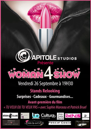 woman show