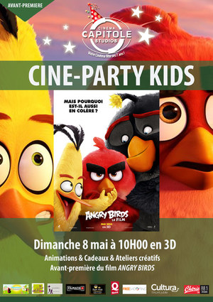 CINE PARTY