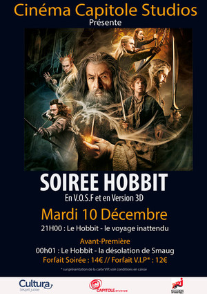 SOIREE HOBBIT