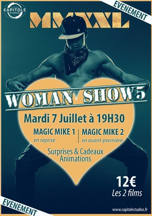 WOMAN SHOW 5