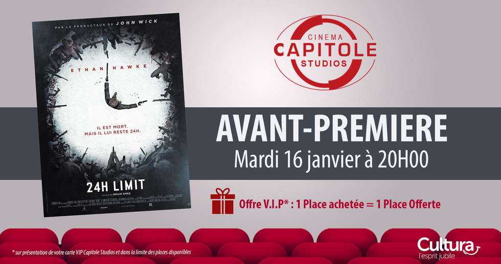 Photo du film 24H Limit