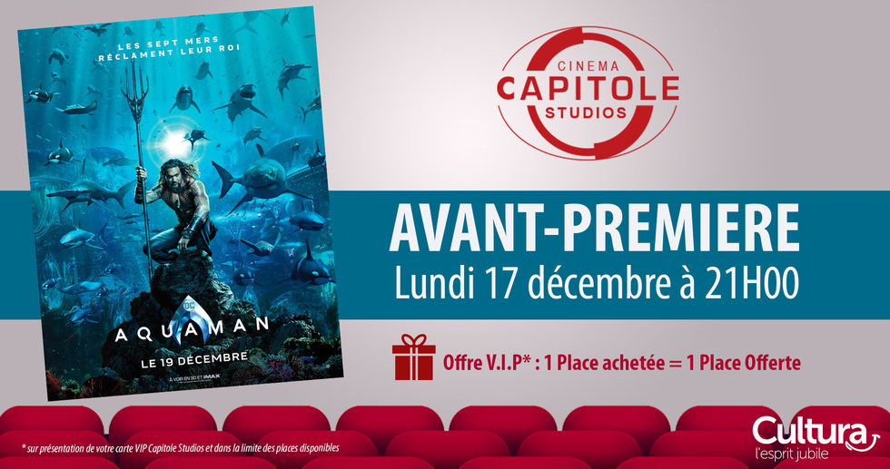 Photo du film Aquaman