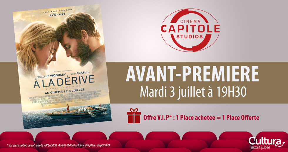 Photo du film À la dérive