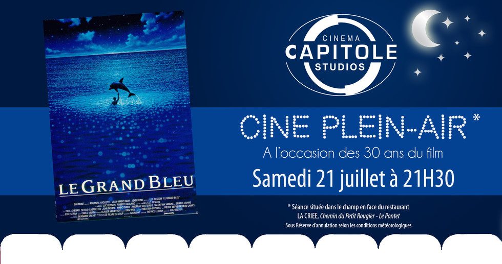 Photo du film LE GRAND BLEU Version Longue