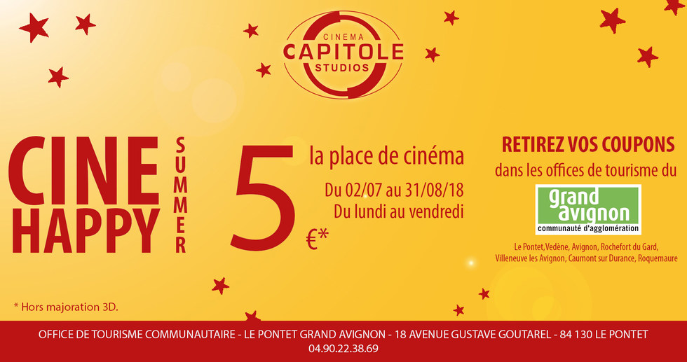 CINE HAPPY SUMMER