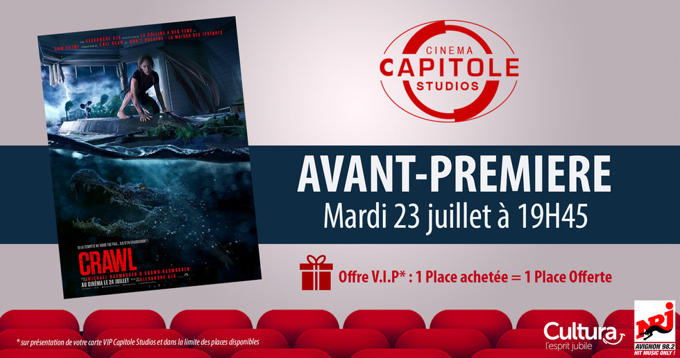 Photo du film Crawl