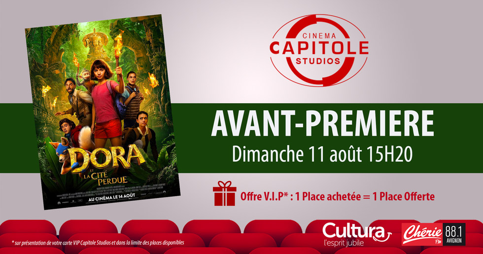 Photo du film Dora et la Cité perdue
