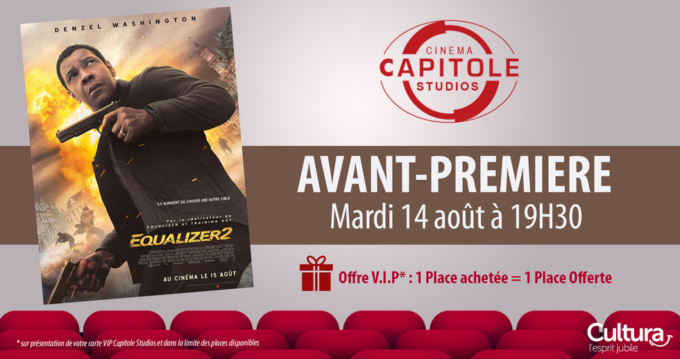Photo du film Equalizer 2