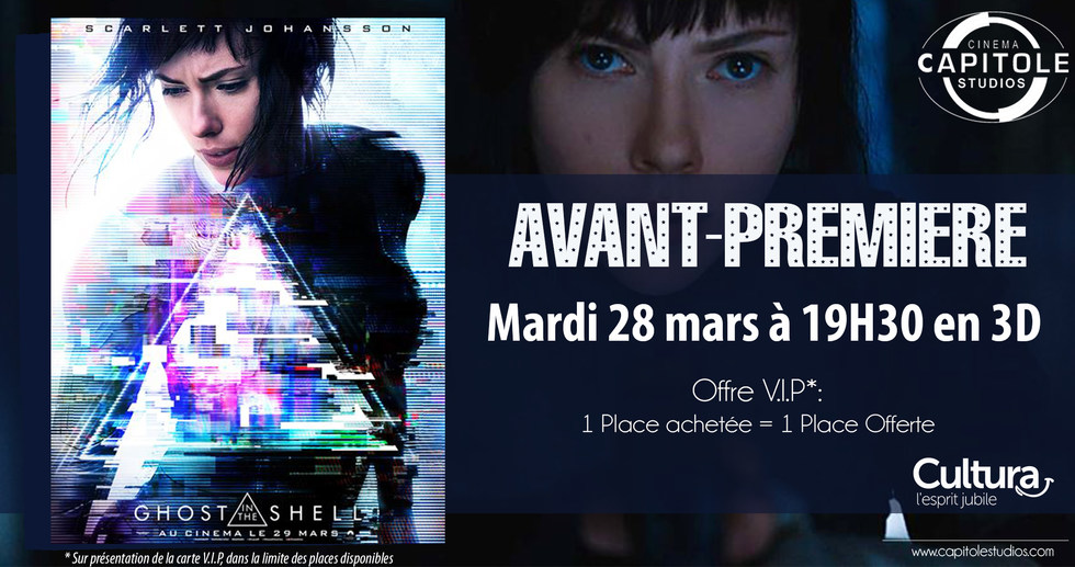 Photo du film Ghost in the Shell
