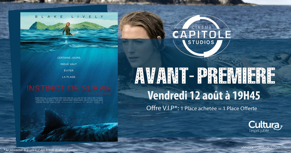 Photo du film Instinct de survie - The Shallows
