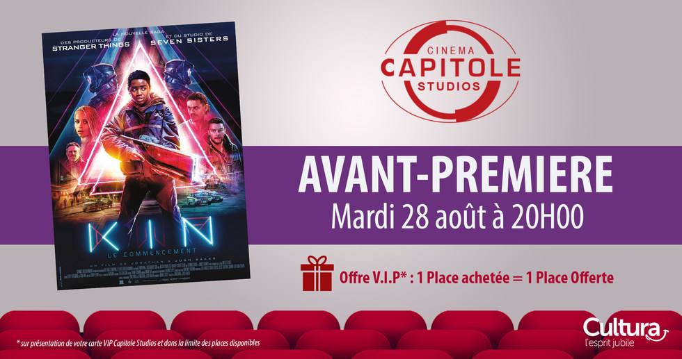Photo du film Kin : le commencement