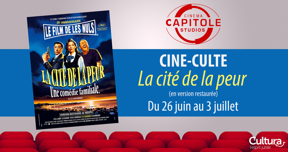 Photo du film La Cité de la peur