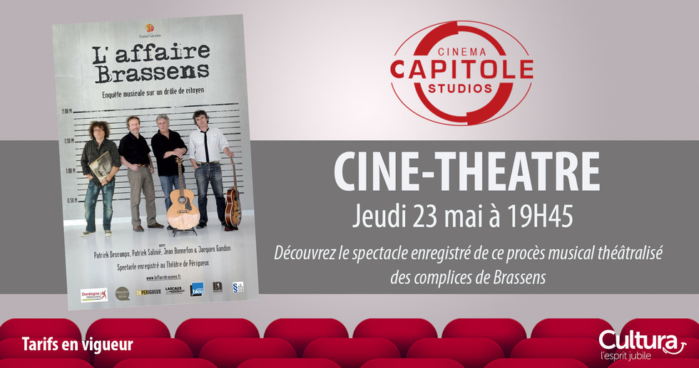 Photo du film L'Affaire Brassens - Concert