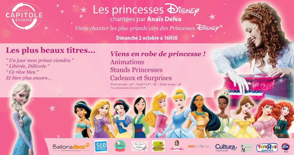 Photo du film Les Princesses Disney