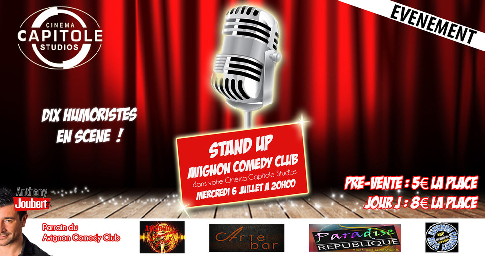 Photo du film DIDACHE STAND UP