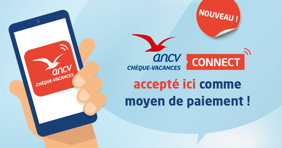 CHEQUE VACANCE CONNECT